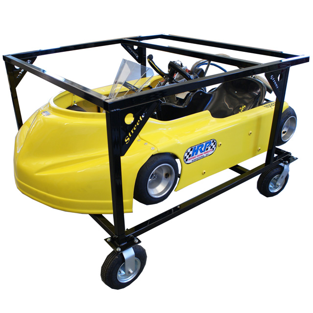Streeter Stands Kart Comet Sales