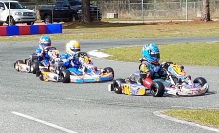 Comet Racing Engines win multiple classes at WKA Winter Cup