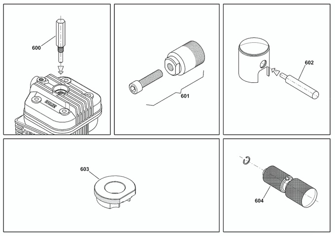 X30 Clutch Puller & Tools