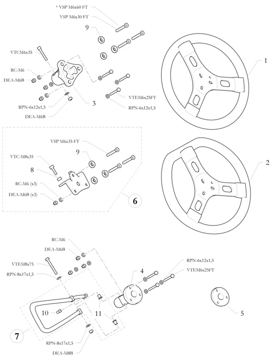 Racing Fuel Filters