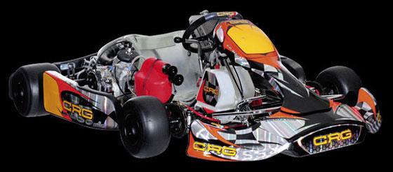 CRG Kart Chassis