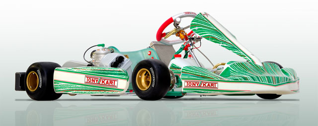 Tony Kart Racing Karts