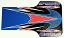 New Style Eagle Kart Floor Tray Sticker, Black