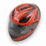 Zamp FS-8 Graphics Helmet - Graphic Red/Black