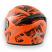Zamp FS-8 Graphics Helmet - Graphic Orange/Black