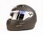 Vega KJ2 Adult Karting Helmet - Flat Black