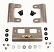 KartLift Stainless Steel Skid Plate Kit