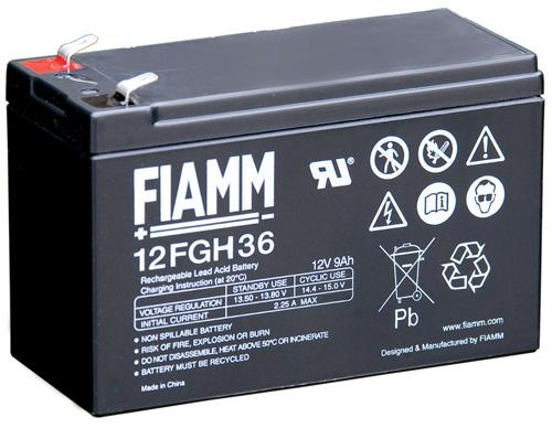 Fiamm Drycell Battery For Tag 12 Volt Batteries And