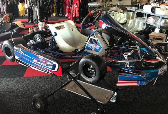 New! Eagle Chassis :: Used Karts, New Closeout Karts :: Chassis