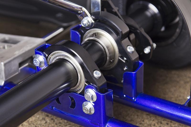 Arrow X3-CIK Chassis :: Arrow Racing Karts :: Complete