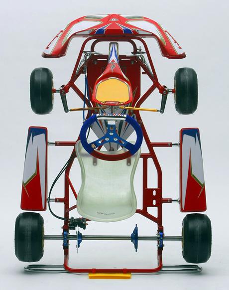 Birel B25 Kid Kart :: Birel Karts :: Complete Racing Kart