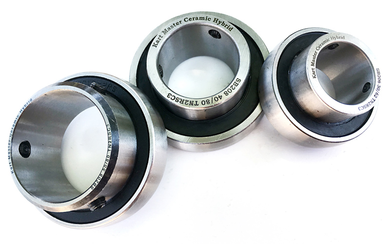 Kartmaster Ceramic Hybrid Low Friction 30mm Axle Bearing