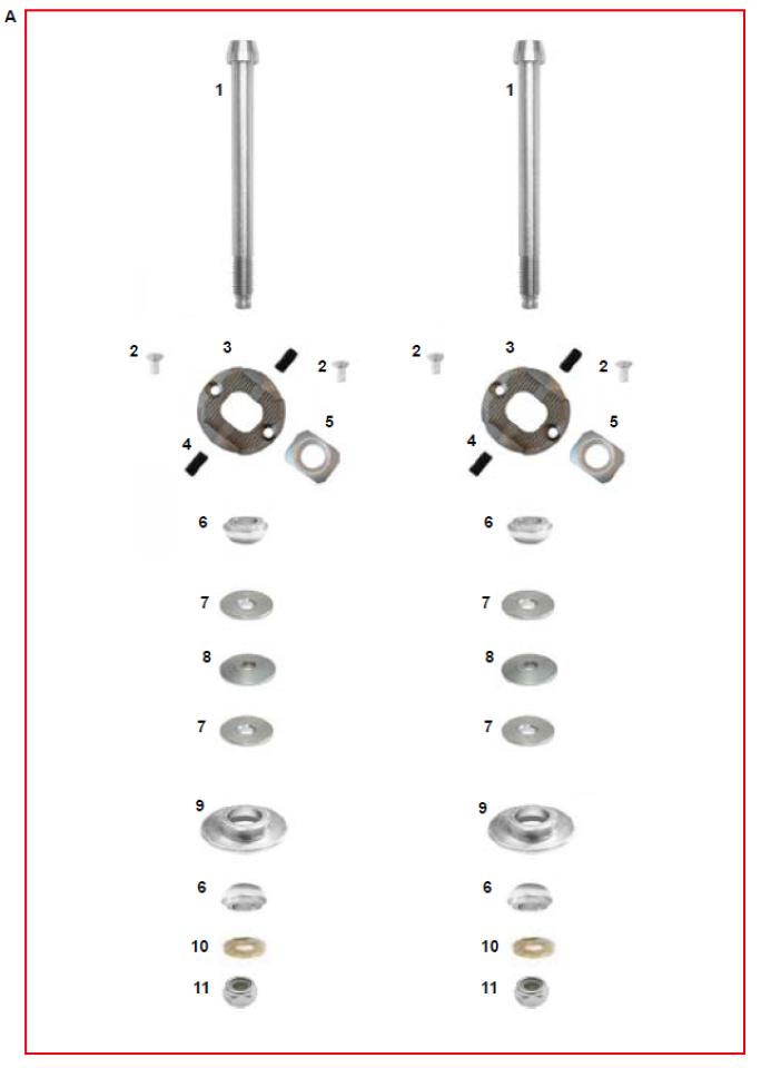CRG Adjustable Sniper 8mm Pill Parts