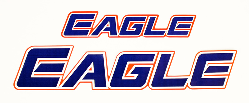 Eagle Kart Decal :: Stickers :: Stickers & Decal Kits :: Comet Kart