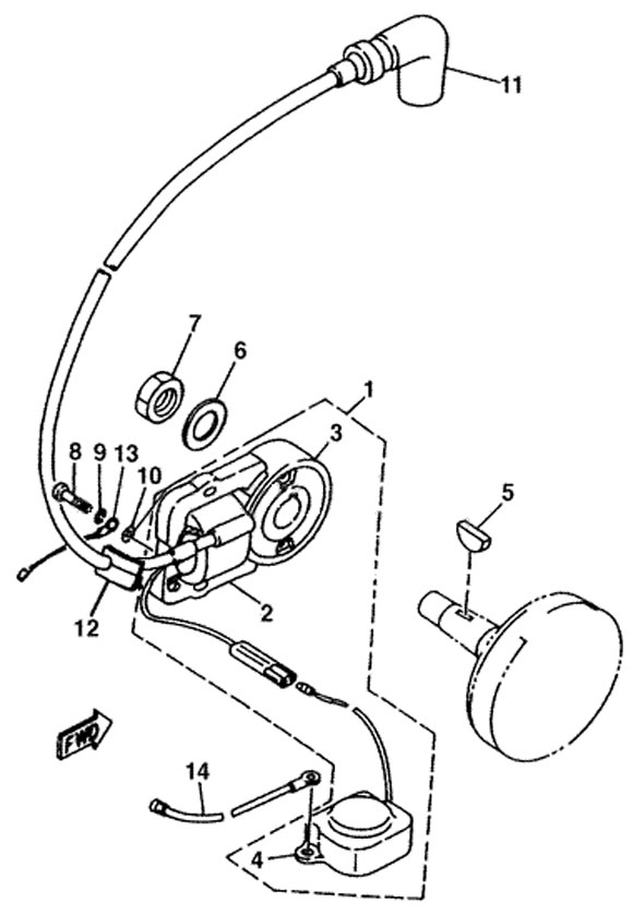 Go Kart Kill Switch Diagram