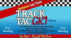 Quart Tire Prep GK1 Blue by Track Tac