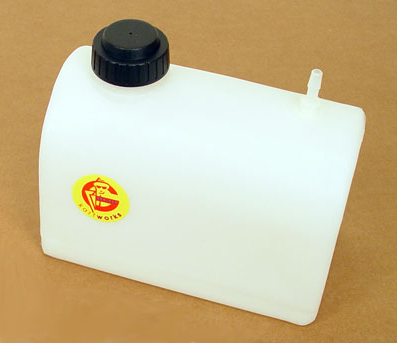 G Man 2 Quart Plastic Fuel Tank Fuel Tanks Overflow