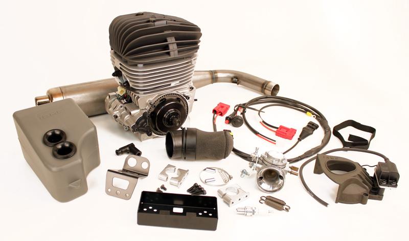 IAME KA100 100cc Box Stock Engine Kit :: Parilla/IAME