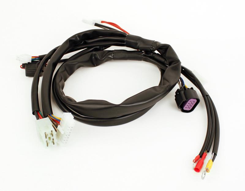 299 x30125935 dc x30 wiring harness purple pigtail x30 299 x30125935 dc x30 wiring harness purple pigtail