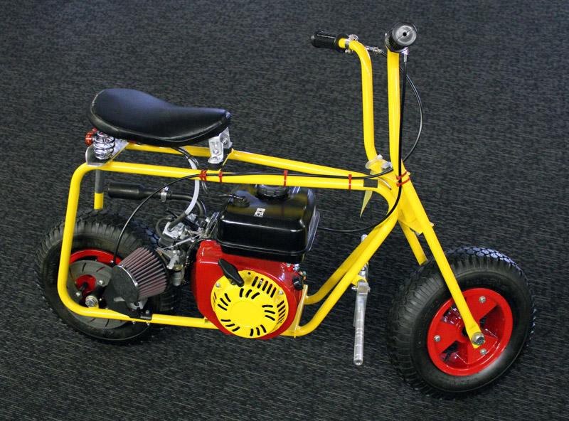 mini bike kit bicycling and the best bike ideas. Black Bedroom Furniture Sets. Home Design Ideas
