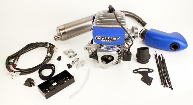 Comet Racing Engines Blueprinted IAME Parilla Mini Swift 60cc Engine Kit