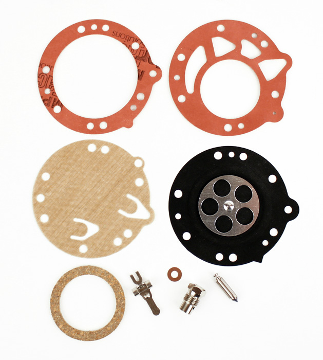 RK-6HW X30 Engine Carb Complete Rebuild Kit :: HW-27A X30 Carb Parts ...