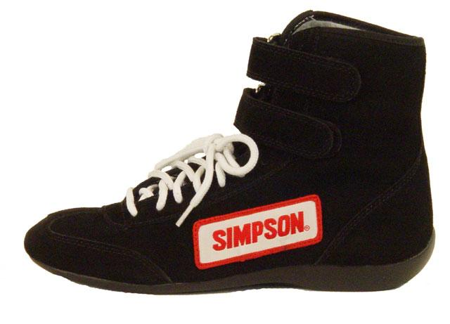 Simpson Racing Shoes >> 28000 Simpson Nomex Hightop Racing Shoes Shoes Safety