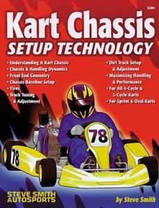 Kart Chassis Setup Technology Book :: Karting Books :: Books & DVD