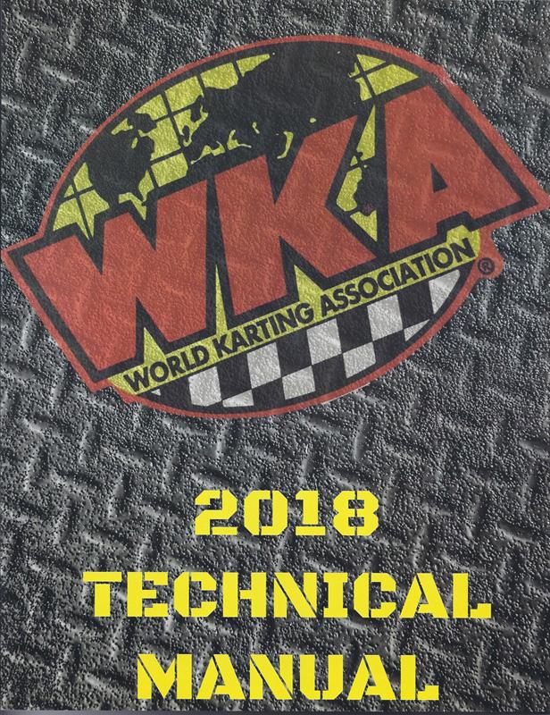 2018 wka technical manual karting books books dvd comet rh cometkartsales com U.S. Army Technical Manuals Technical Manual Clip Art