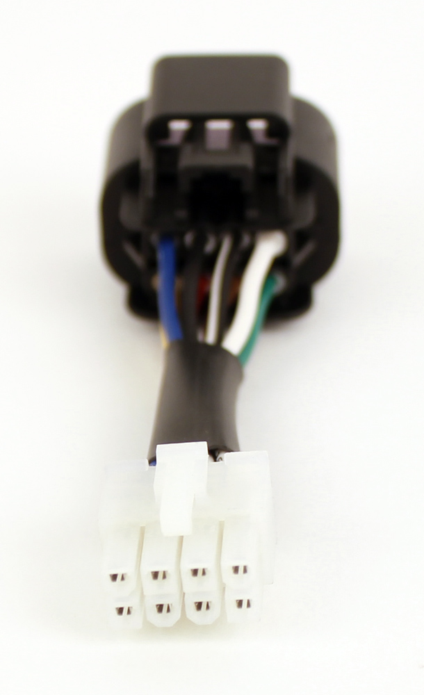 X A on Ignition Coil Wiring Harness