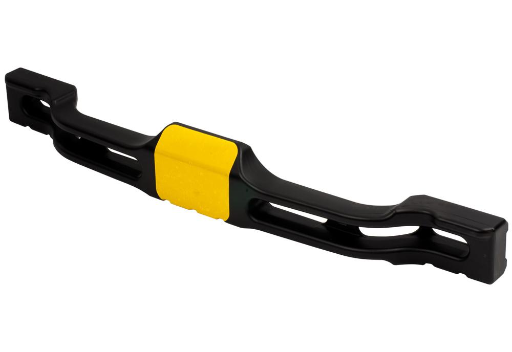 A. 0312.A0 Tony Kart OTK  Black Rear Plastic Bumper