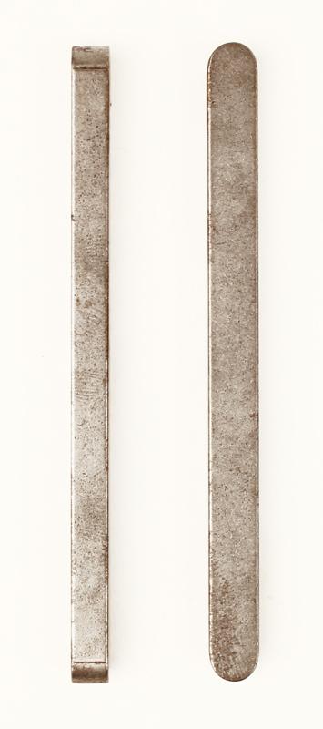 Righetti Ridolphi 100mm Long x 6mm Tall x 8mm Wide Axle Key