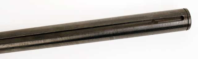 "1 1/4"" x 38"" Steel Axle"