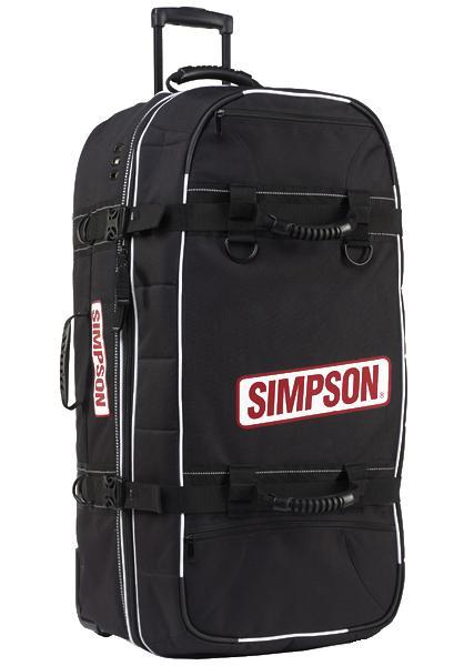 23904 Simpson Helmet & Equipment Deluxe Rolling