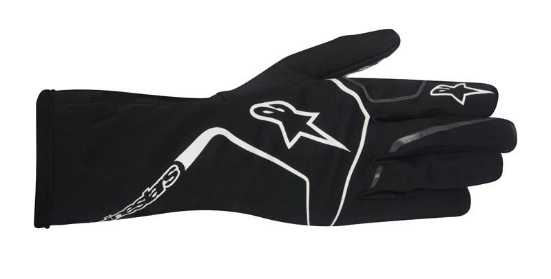 New! Alpinestars Tech 1-K Race Karting Gloves