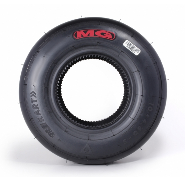 New 2020! MG Red Tire 10x4.60-5 SH
