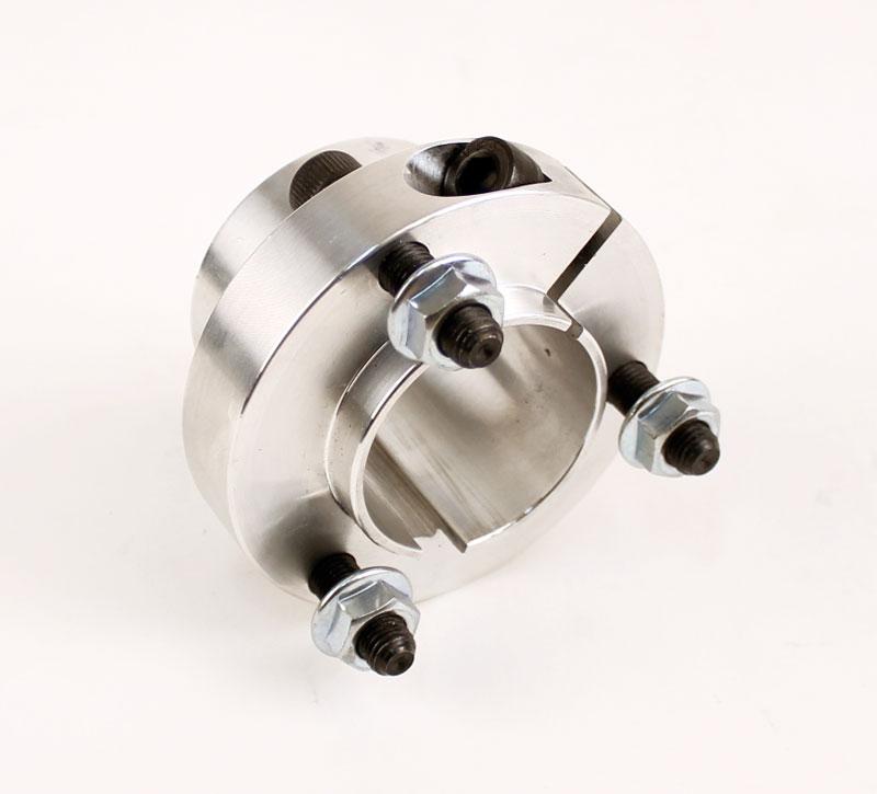 Comet 40mm US Pattern Wheel Hub, Lightweight, Low Grip, Lipless