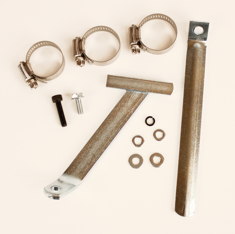 4156 RLV LO206 Pipe Mount and Brace Kit