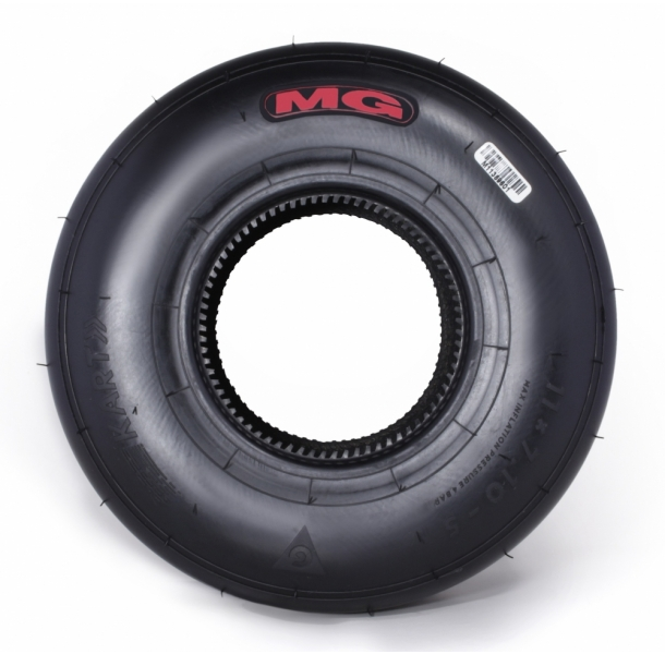 New 2020! MG Red Tire 11x7.10-5 SH