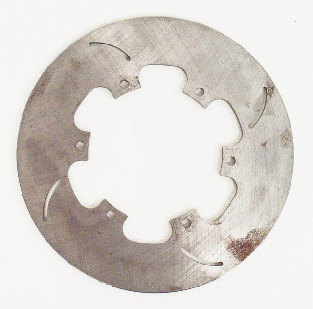 MCP 1710L Junior Dragster 10in Brake Disc