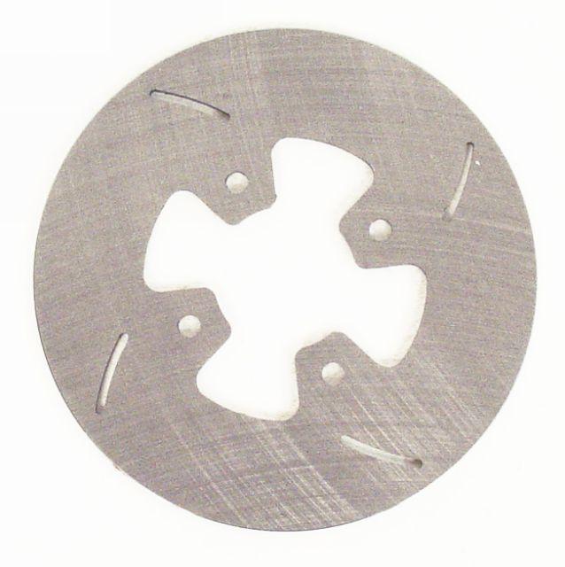 712 MCP Standard Rear Slotted Steel Disc