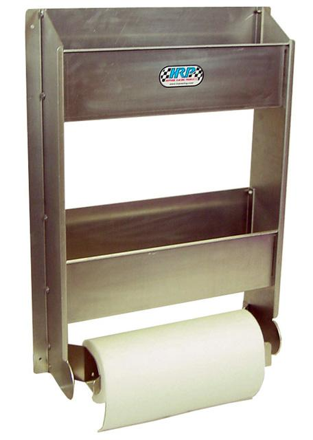 6470 Lubricant Storage with Towel Rack