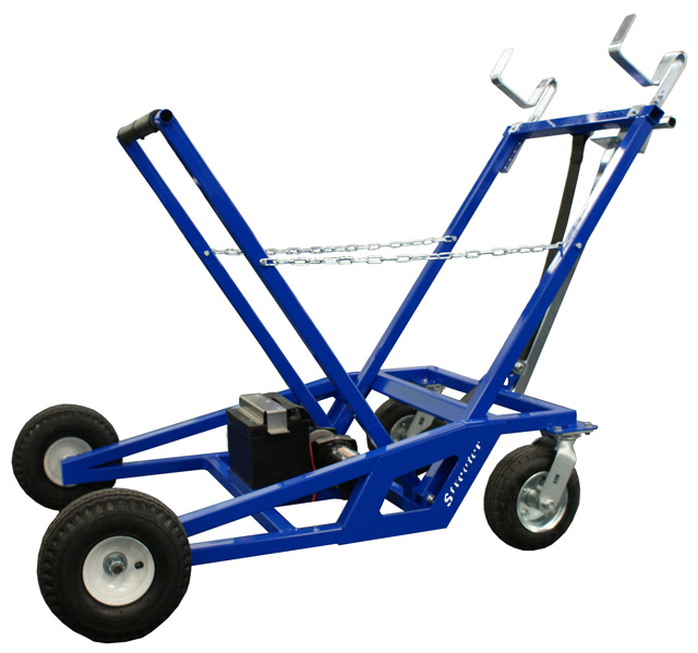 Streeter Super Lift Winch Style Kart Stand