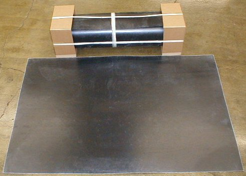 Enduro or Sprint Underpan Material