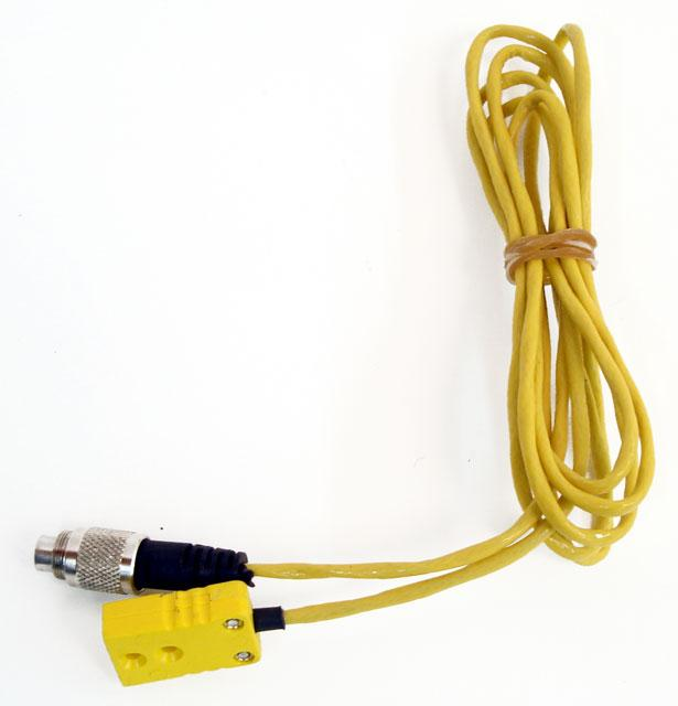 Mychron 4 Yellow Patch Cable