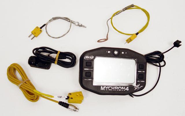 Mychron 4 2T Gauge