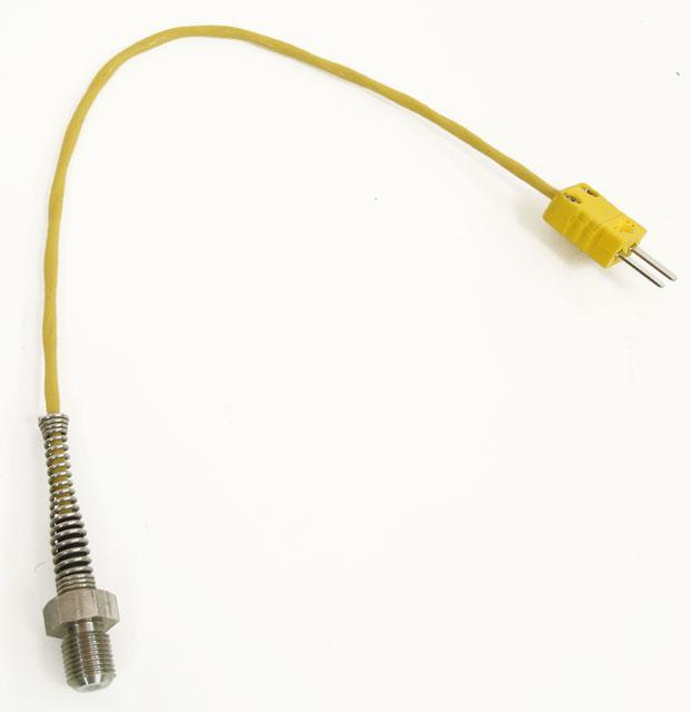 Mychron 10mm Water Temp YELLOW Sensor Only, No Patch Cable