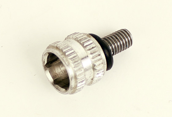 Aluminum 5mm Beadlock with O-Ring