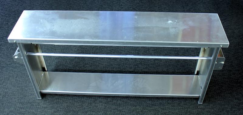Folding Aluminum Pit Table