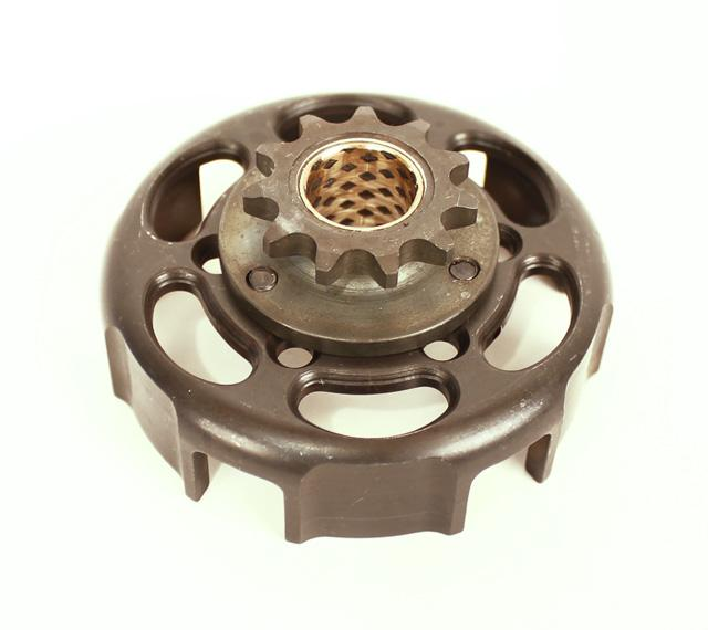 M. Patriot Sprocket and Drum Assembly, One Disc